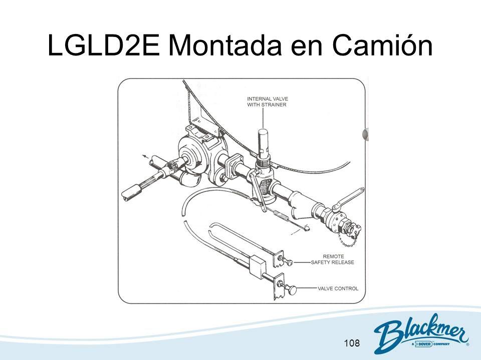 LGLD2E Montada en Camión