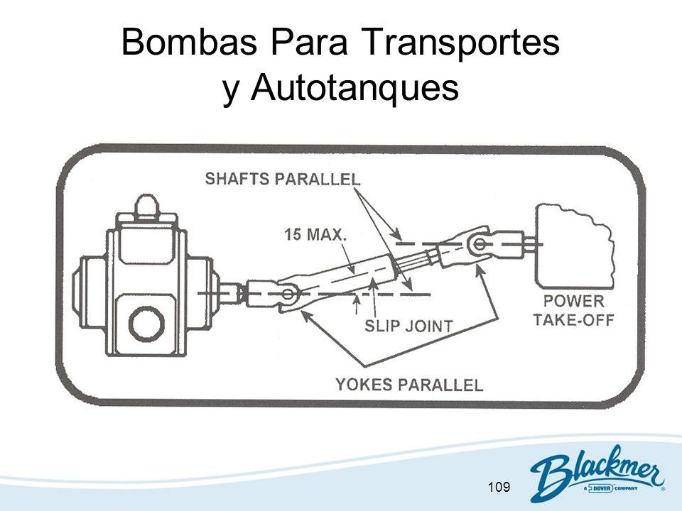 Bombas Para Transportes y Autotanques