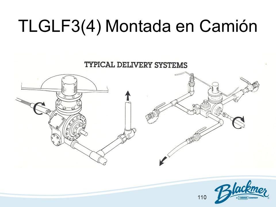 TLGLF3(4) Montada en Camión