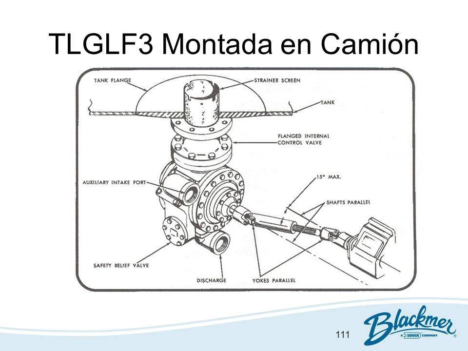 TLGLF3 Montada en Camión