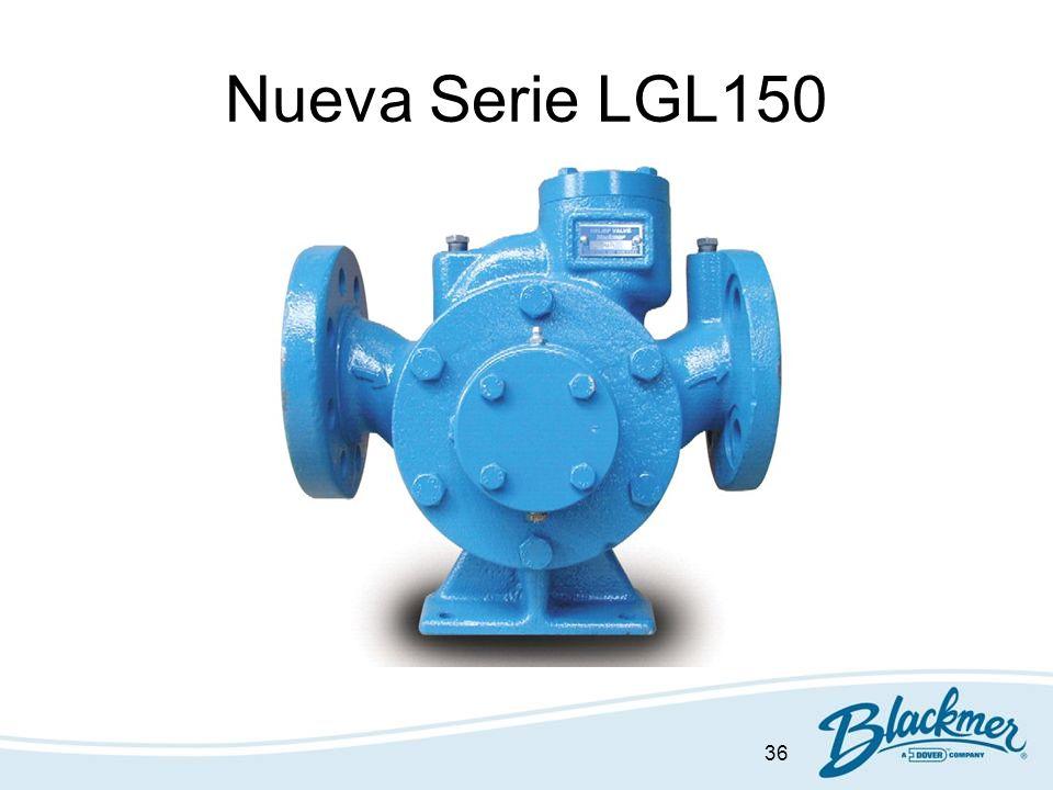 Nueva Serie LGL150
