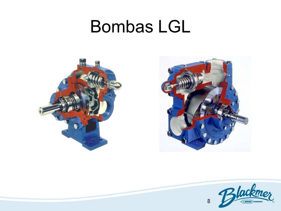 Bombas LGL
