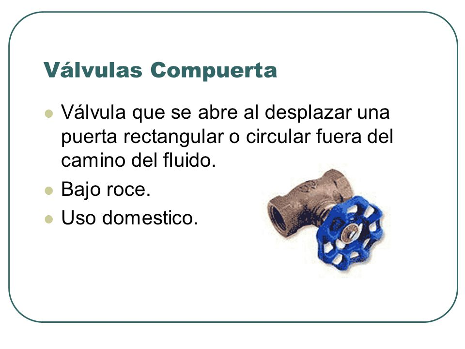 V lvulas ppt video online descargar for Puerta que se abre sola