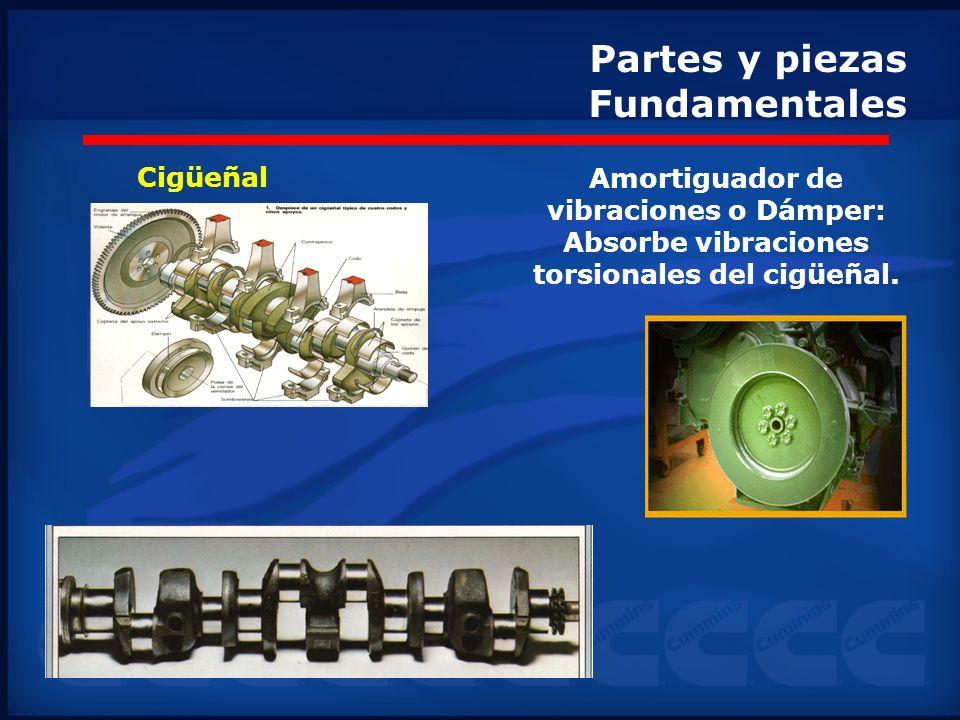 Partes y piezas Fundamentales