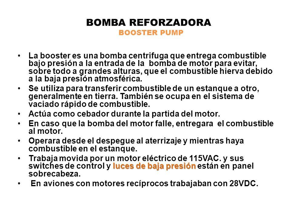 BOMBA REFORZADORA BOOSTER PUMP