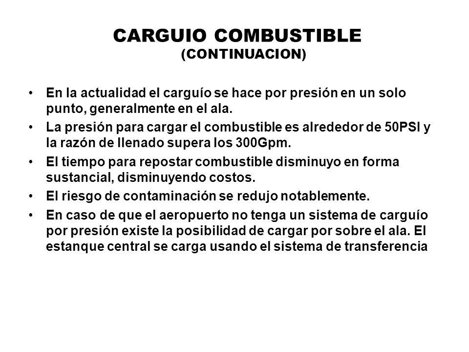CARGUIO COMBUSTIBLE (CONTINUACION)