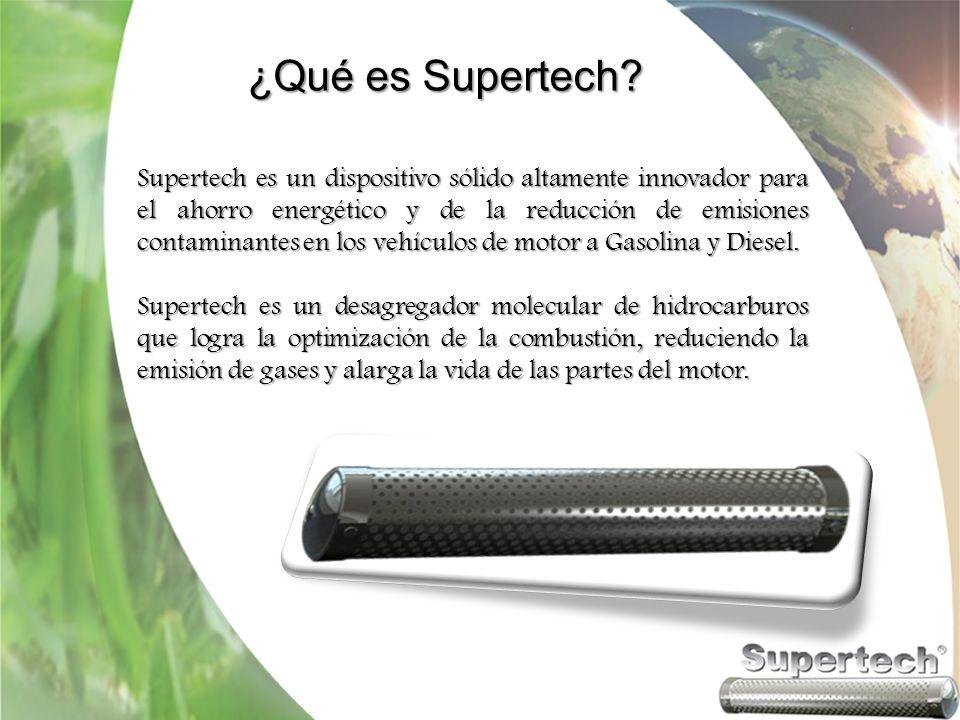 ¿Qué es Supertech