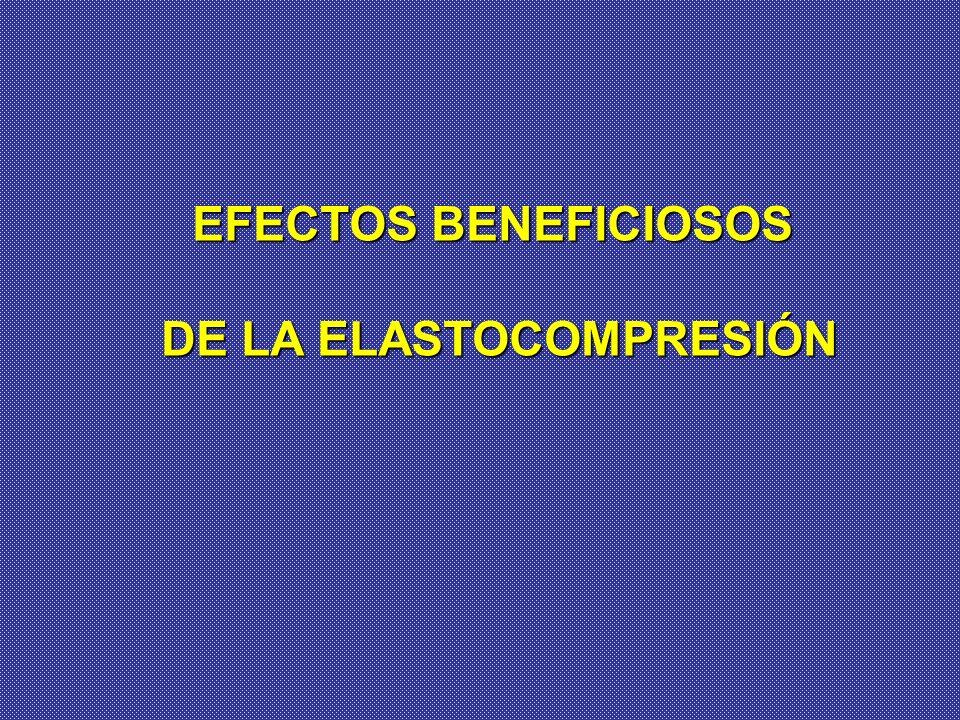 DE LA ELASTOCOMPRESIÓN