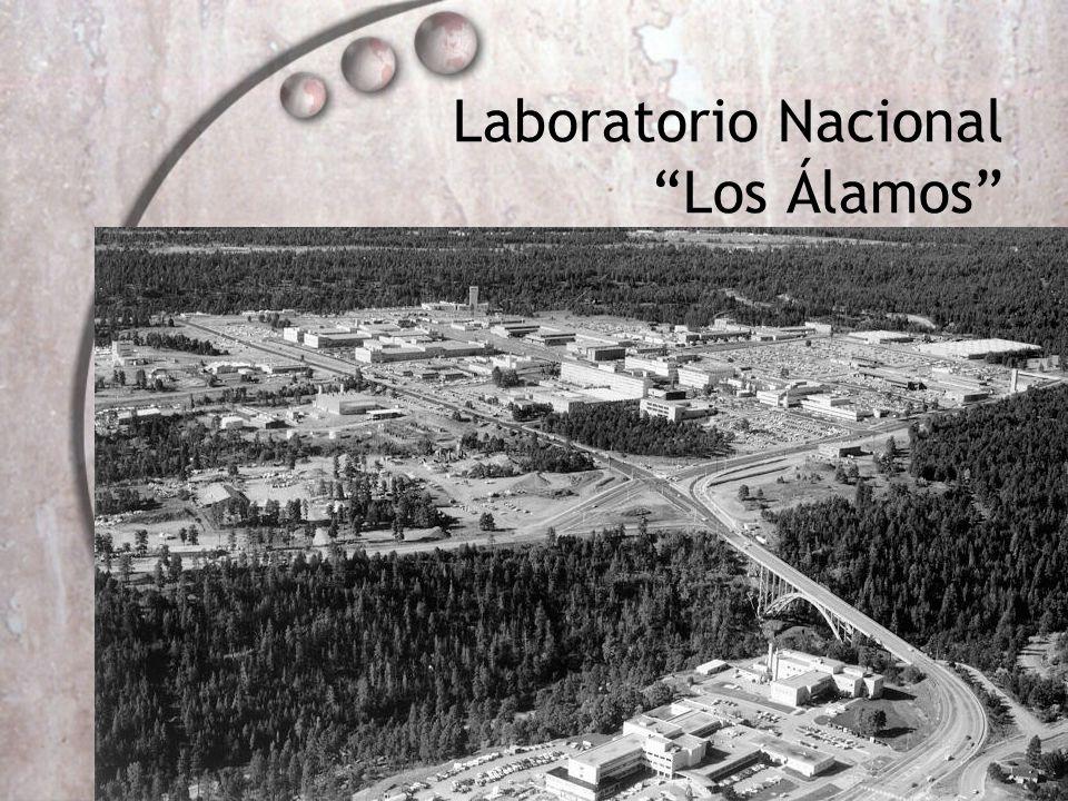 Laboratorio Nacional Los Álamos