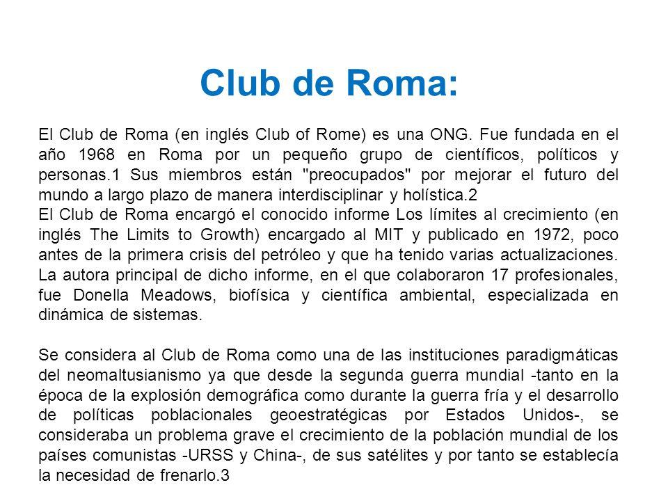 Club de Roma: