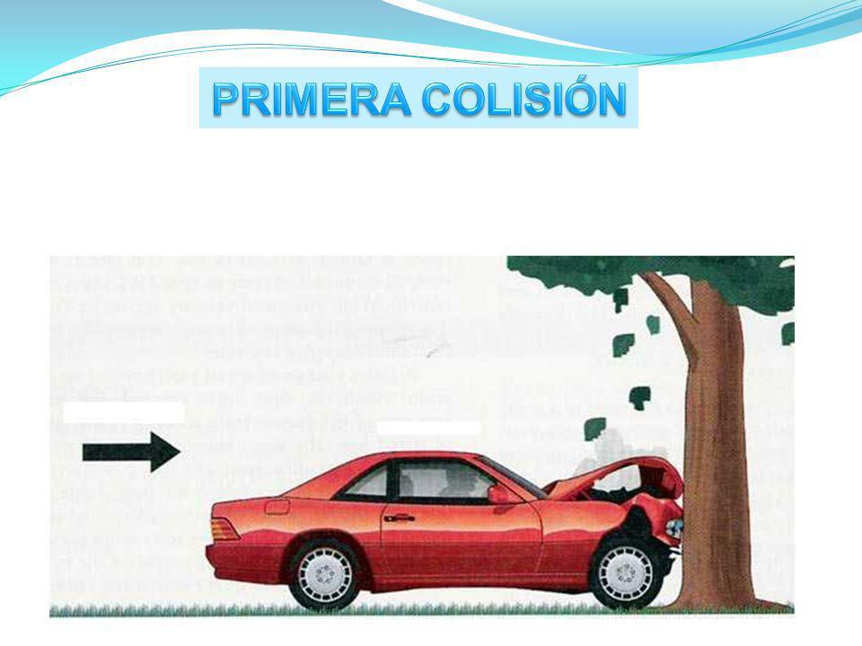 PRIMERA COLISIÓN
