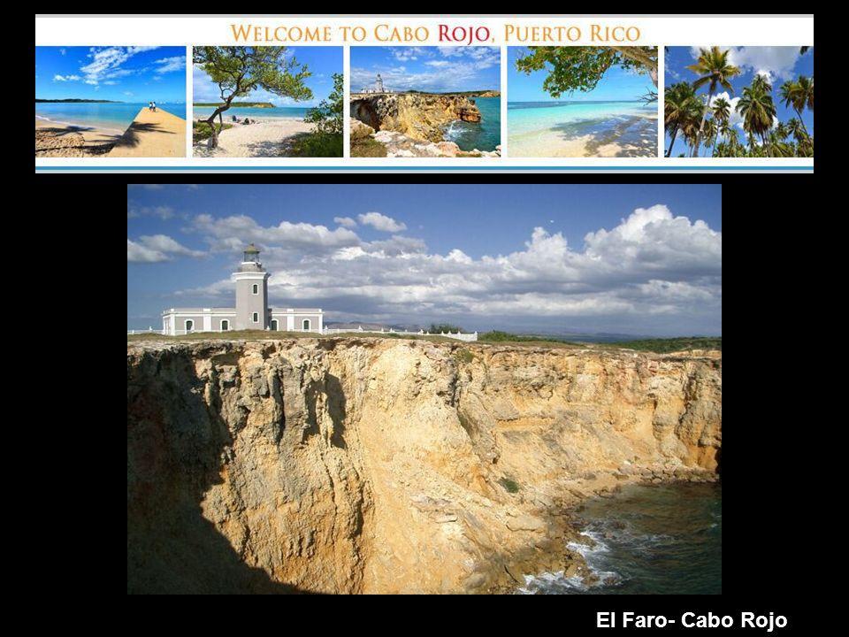 El Faro- Cabo Rojo