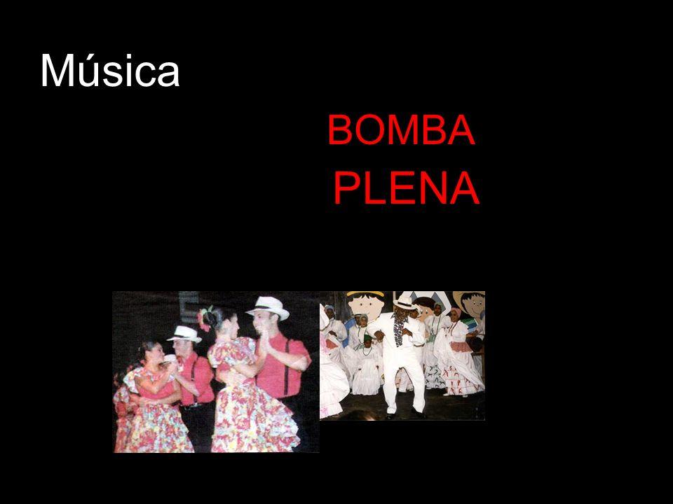Música BOMBA PLENA