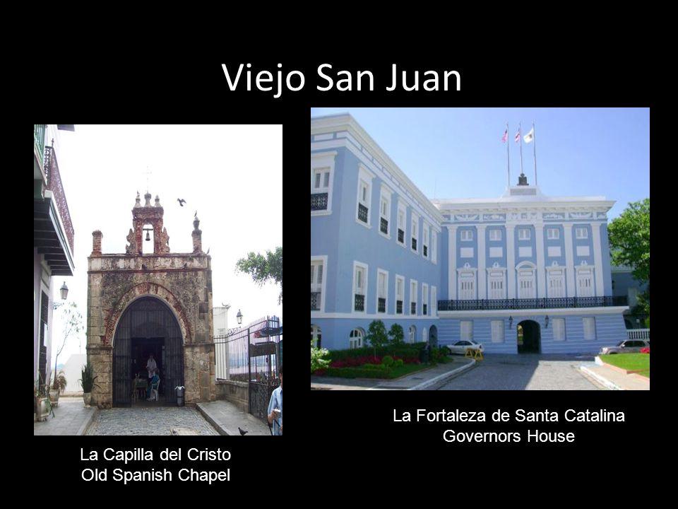 La Fortaleza de Santa Catalina