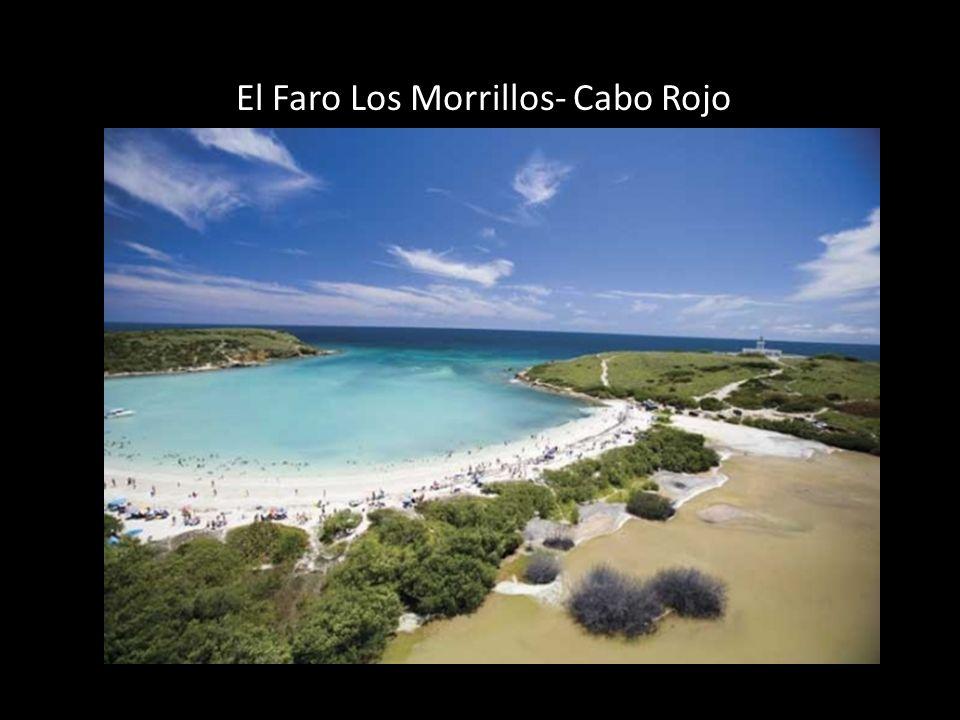 El Faro Los Morrillos- Cabo Rojo