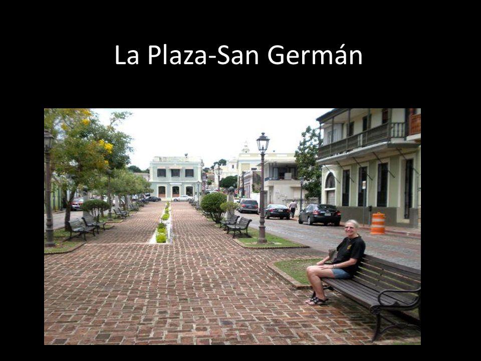 La Plaza-San Germán