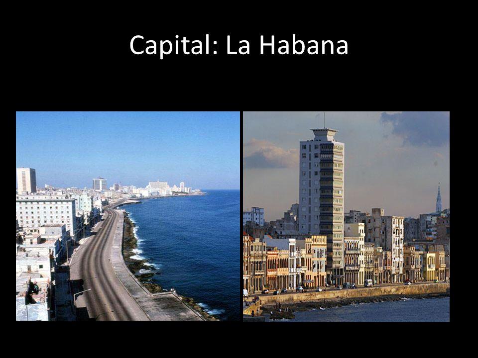 Capital: La Habana