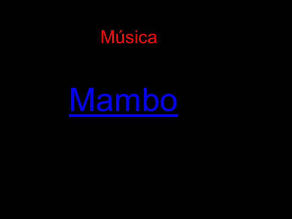 Música Mambo
