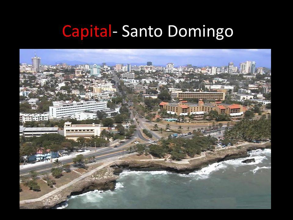 Capital- Santo Domingo