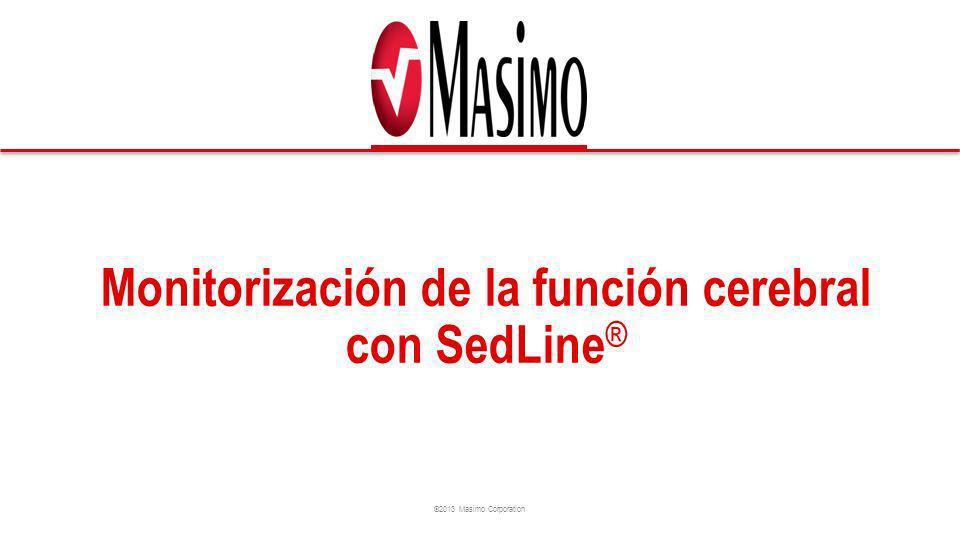 Monitorización de la función cerebral con SedLine®