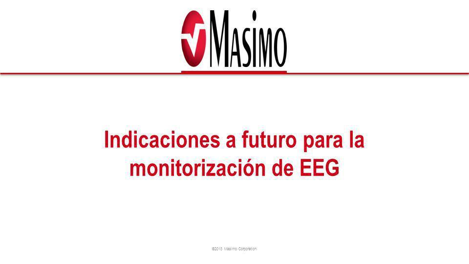 Indicaciones a futuro para la monitorización de EEG