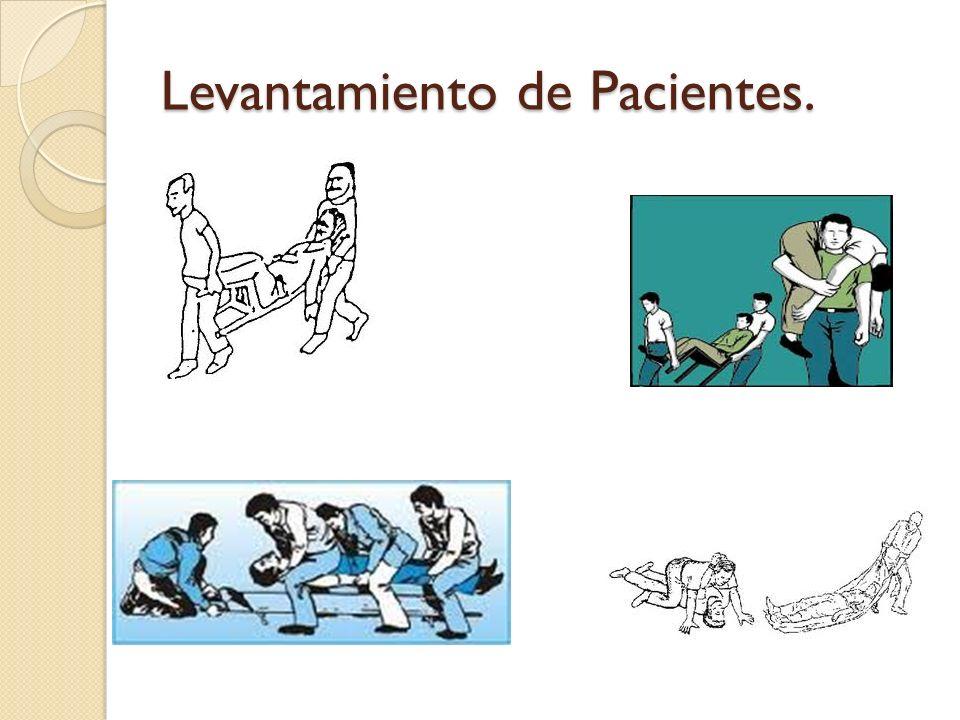 Levantamiento de Pacientes.