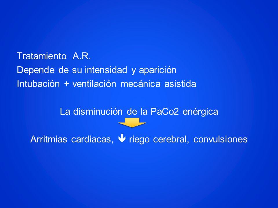 Tratamiento A.R.
