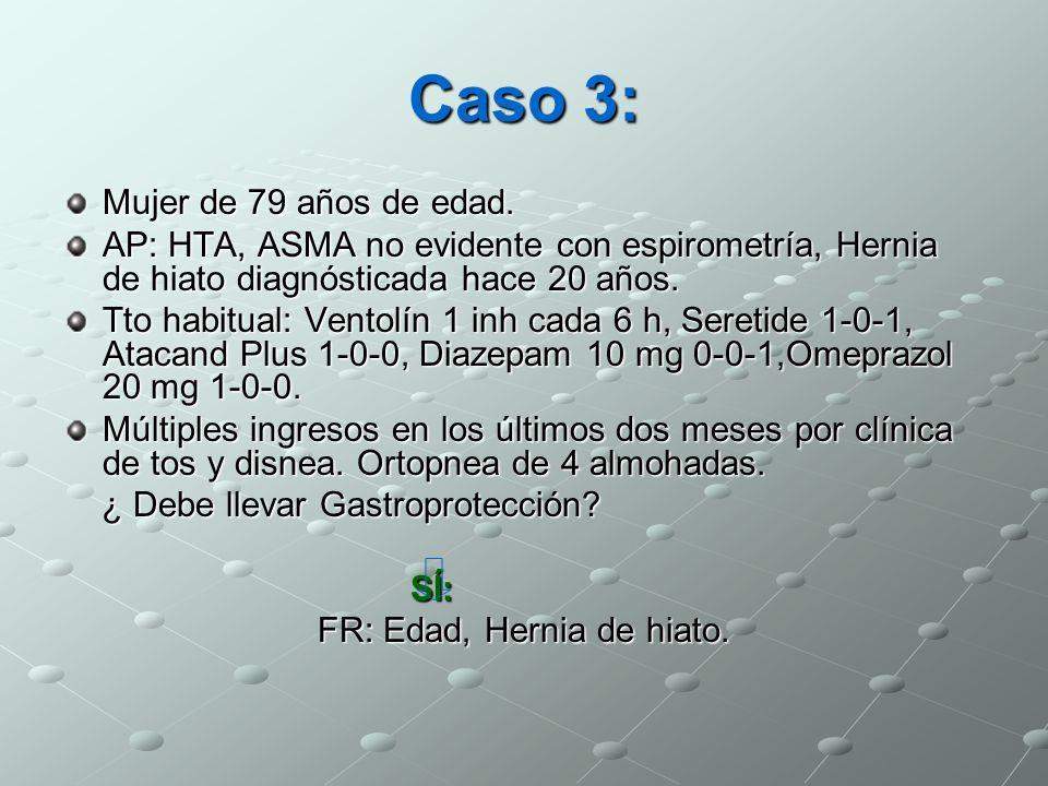 FR: Edad, Hernia de hiato.