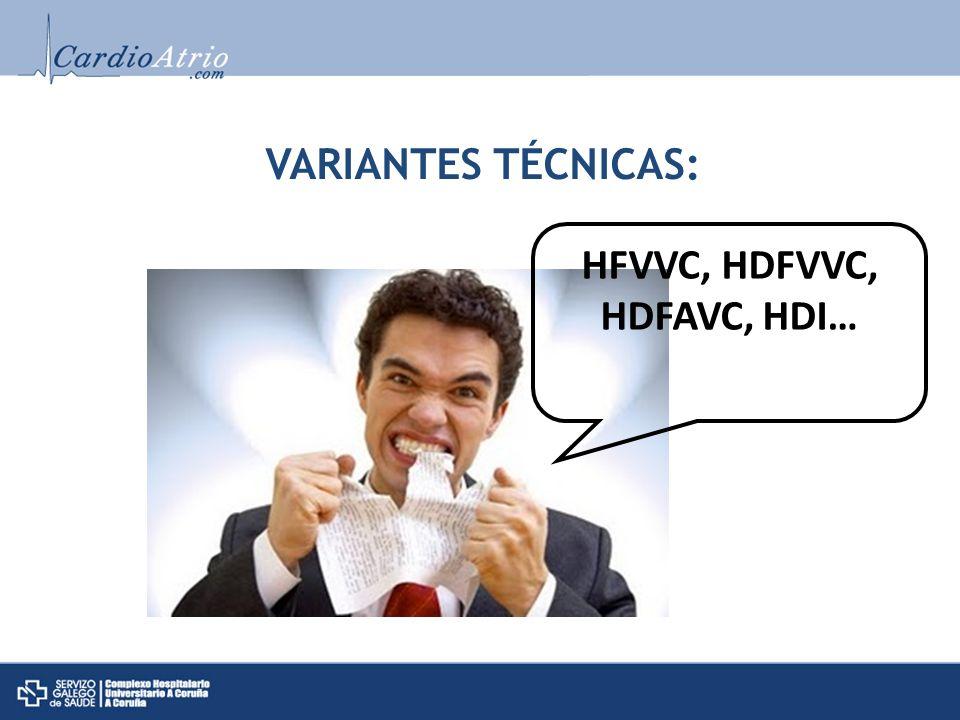 HFVVC, HDFVVC, HDFAVC, HDI…