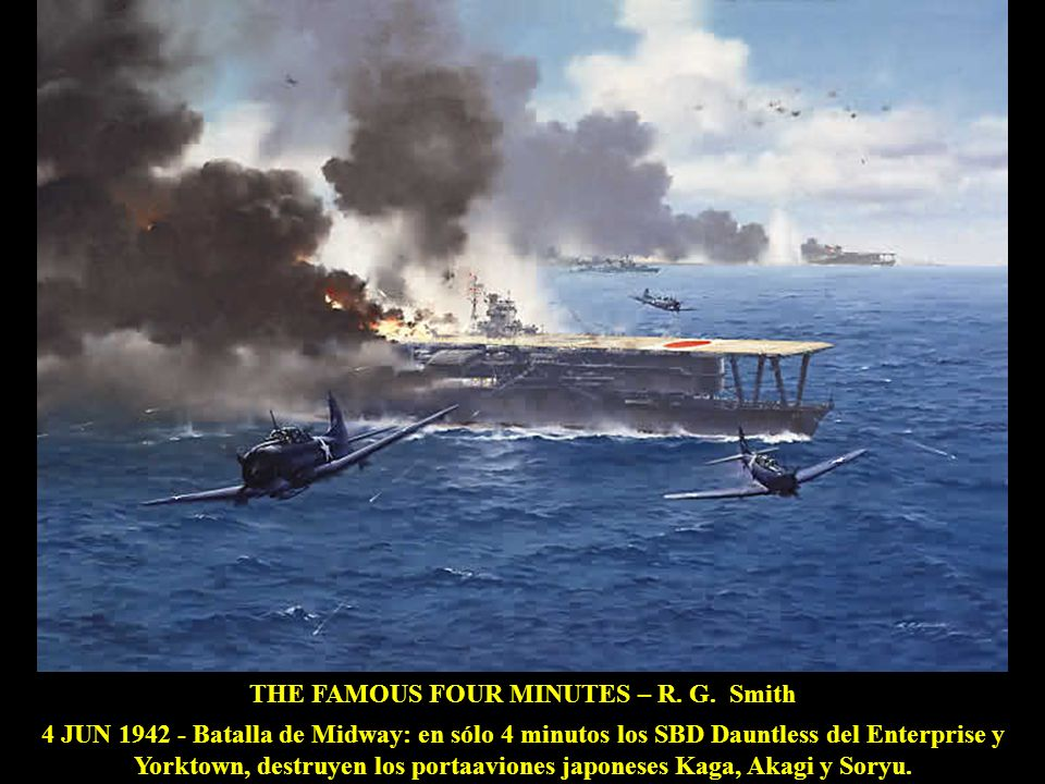 THE FAMOUS FOUR MINUTES – R. G. Smith