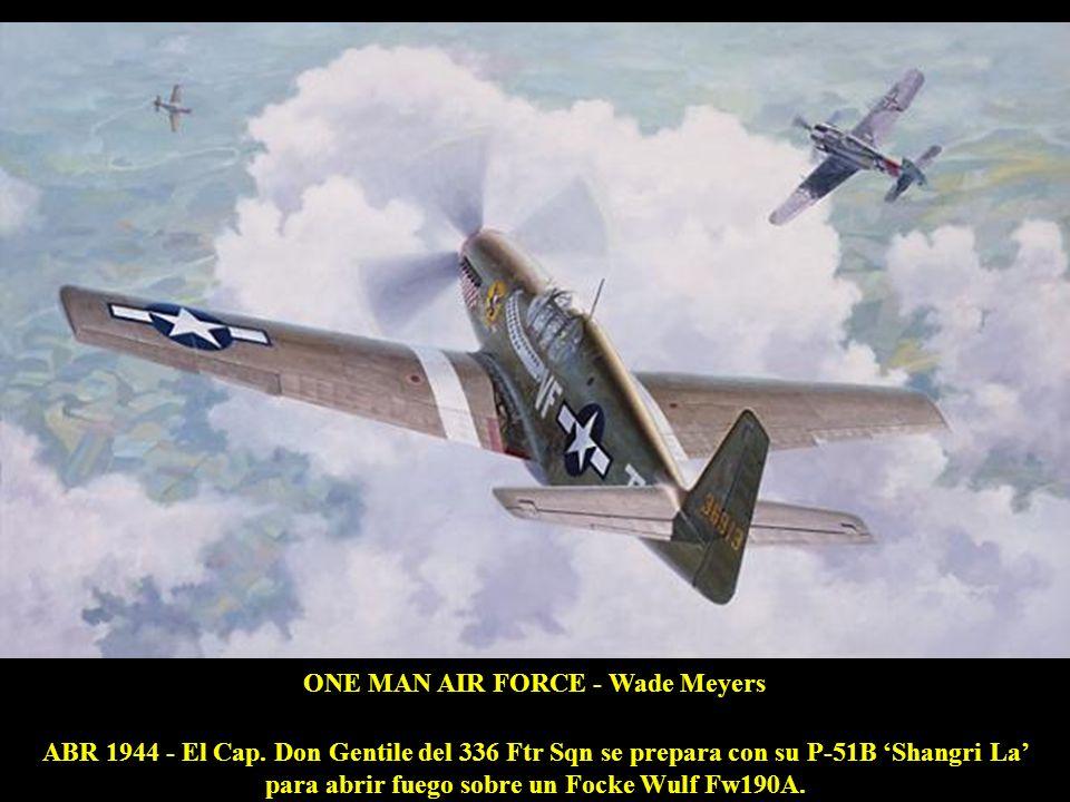 para abrir fuego sobre un Focke Wulf Fw190A.
