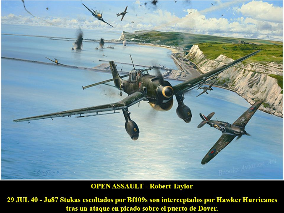 OPEN ASSAULT - Robert Taylor