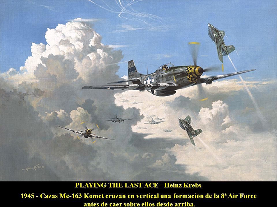 PLAYING THE LAST ACE - Heinz Krebs