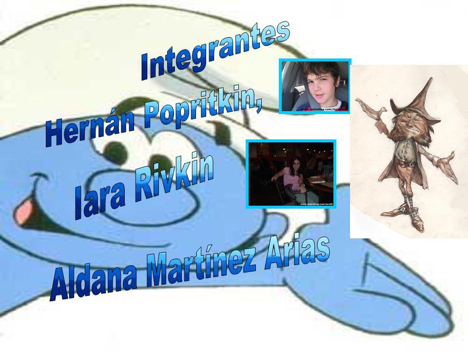 Integrantes Hernán Popritkin, Iara Rivkin Aldana Martínez Arias