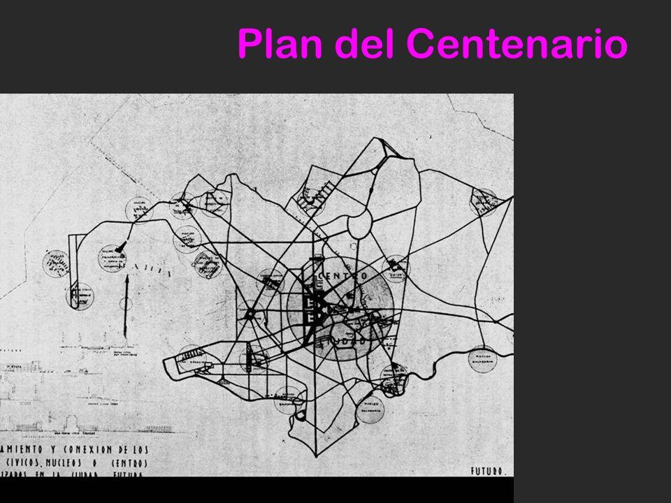 Plan del Centenario