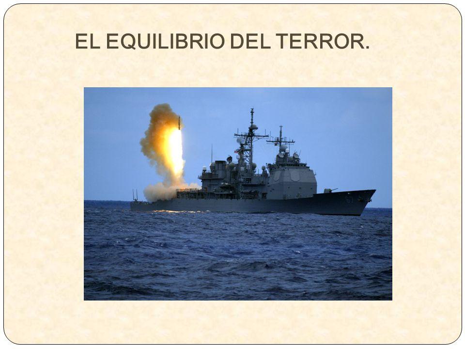 EL EQUILIBRIO DEL TERROR.
