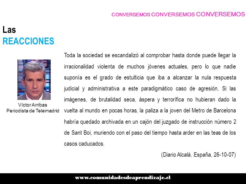 Periodista de Telemadrid