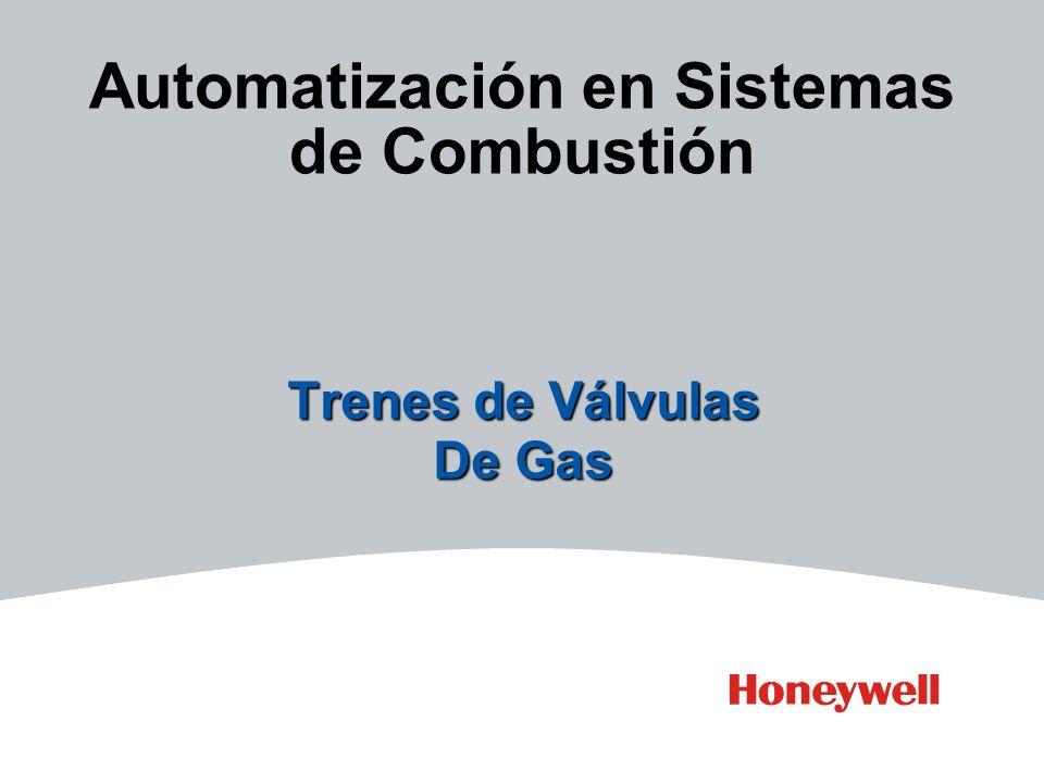 Automatización en Sistemas de Combustión