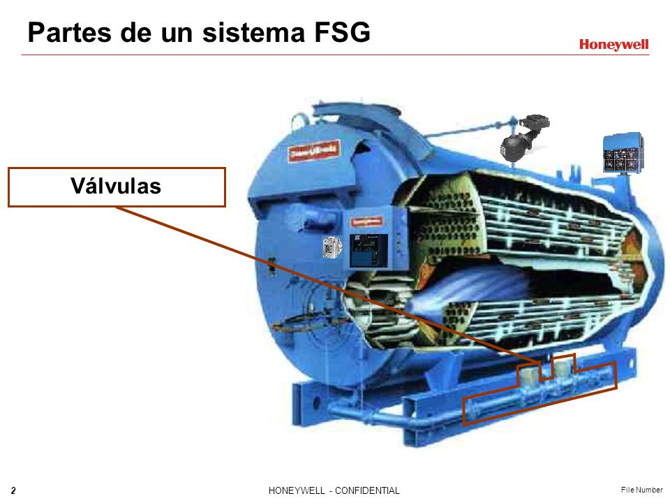 Partes de un sistema FSG