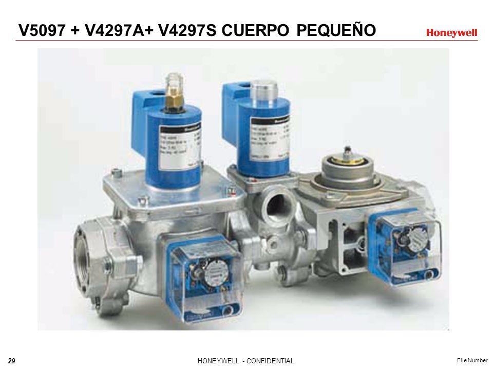 V5097 + V4297A+ V4297S CUERPO PEQUEÑO