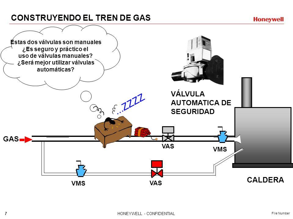 ...ZZZZ CONSTRUYENDO EL TREN DE GAS CALDERA