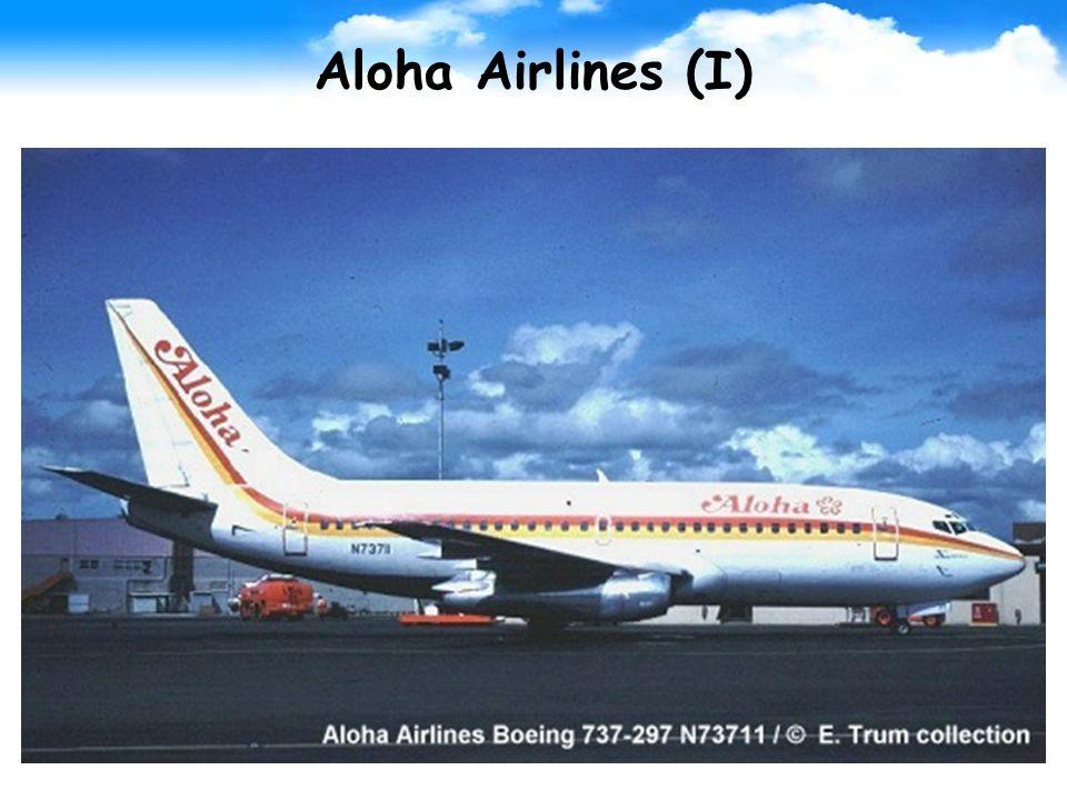 Aloha Airlines (I)