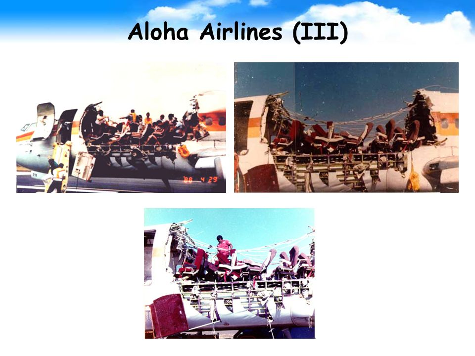 Aloha Airlines (III)