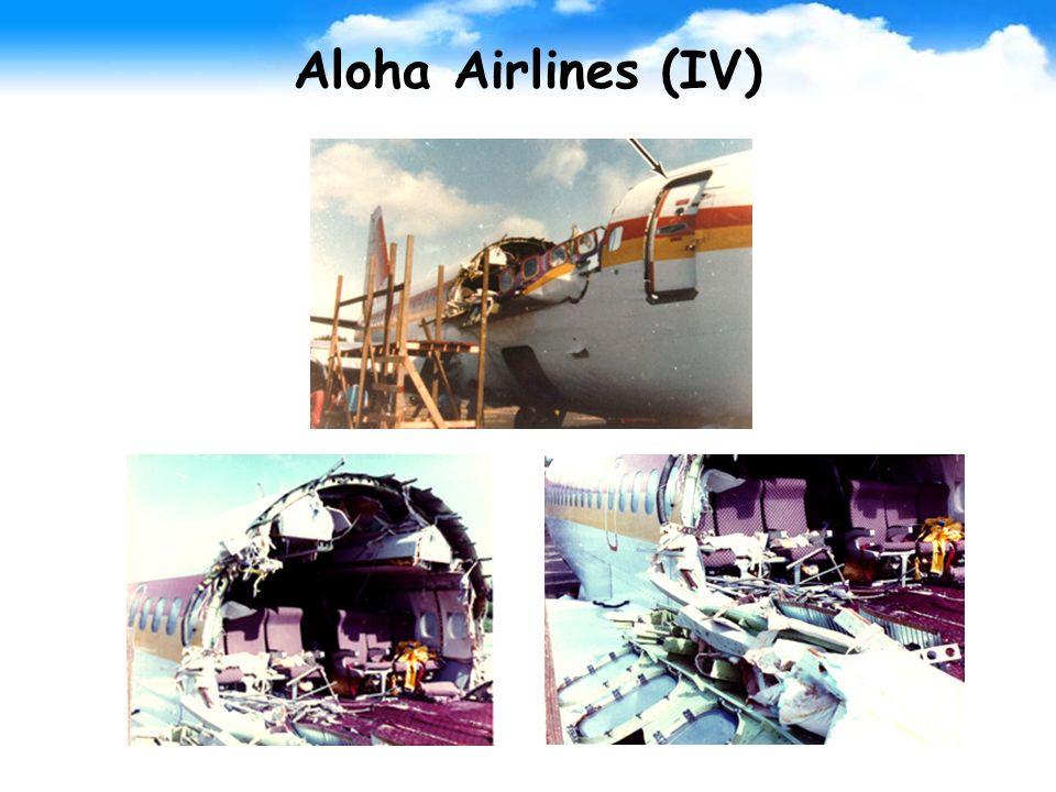 Aloha Airlines (IV)