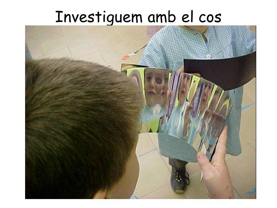 Investiguem amb el cos