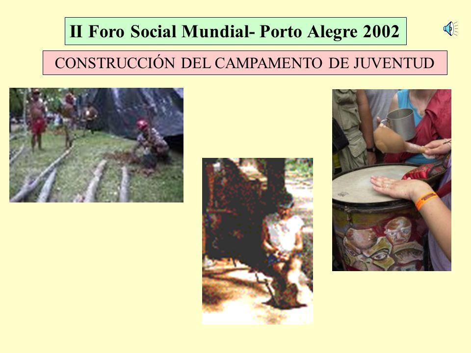 CONSTRUCCIÓN DEL CAMPAMENTO DE JUVENTUD