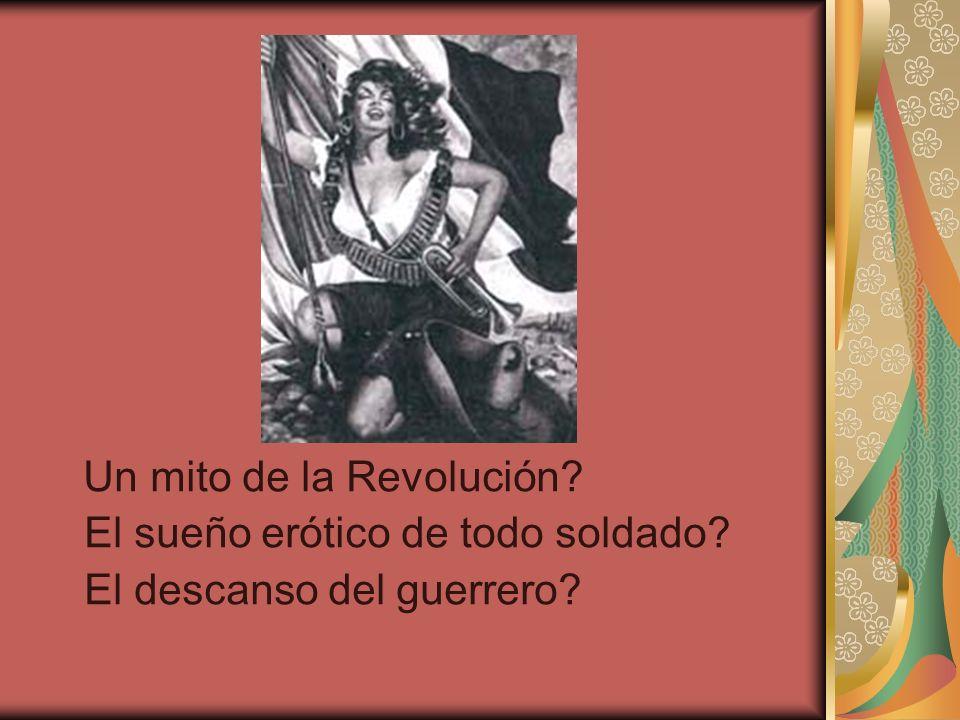 Un mito de la Revolución