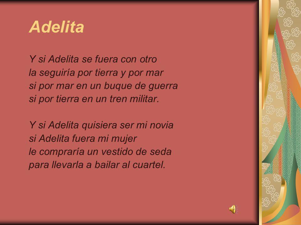 Adelita Y si Adelita se fuera con otro