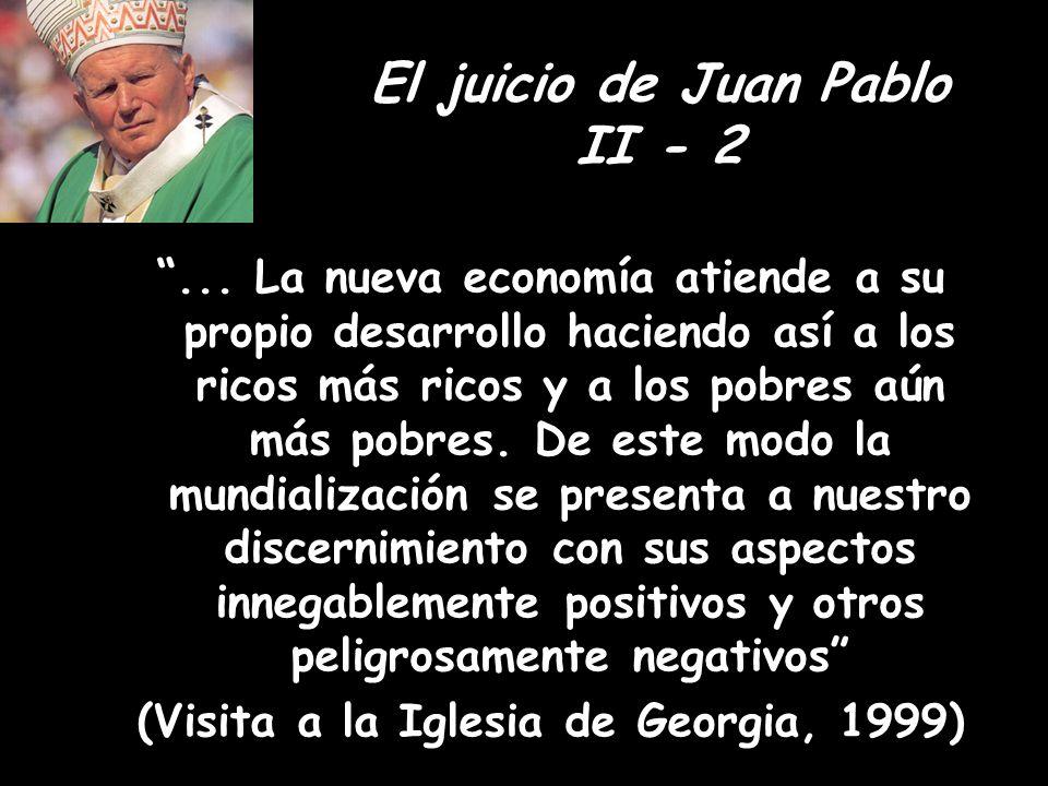 El juicio de Juan Pablo II - 2