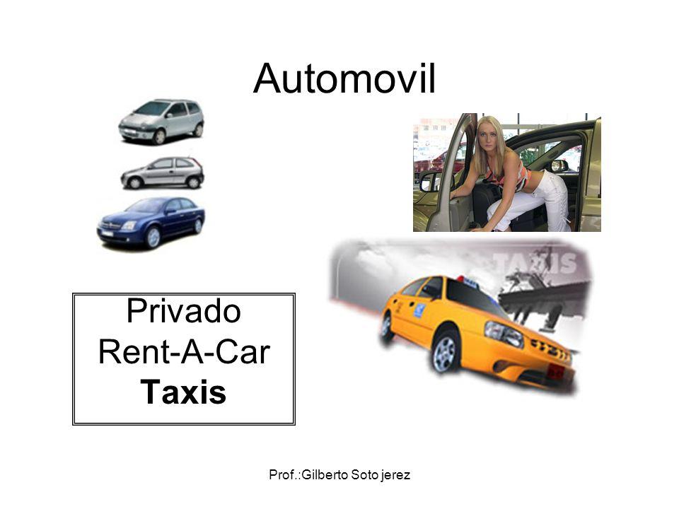Privado Rent-A-Car Taxis